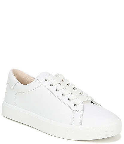 Sam Edelman Ethyl Leather Lace-Up Sneakers
