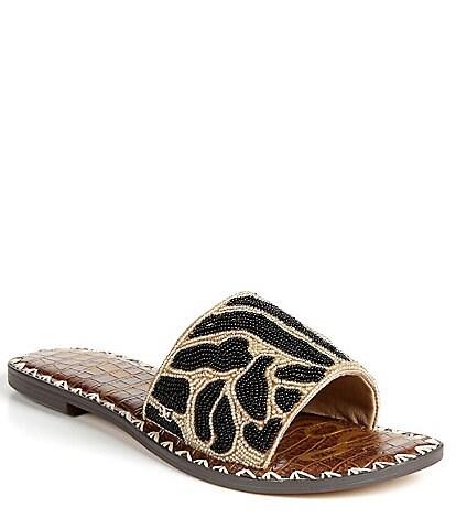 1f5cc91d3 Sam Edelman Gunner Beaded Embellishment Sandals