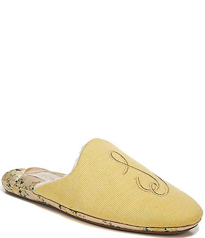 Sam Edelman Kerri Fabric Slip-On Slippers