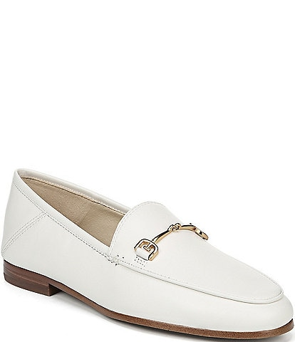 Sam Edelman Loraine Leather Bit Buckle Loafers