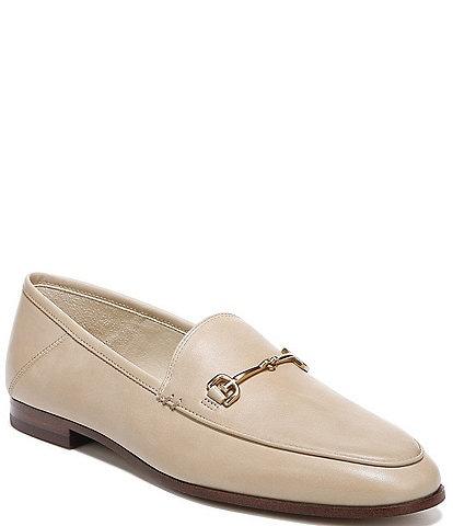 Sam Edelman Loraine Leather Bit Buckle Loafers