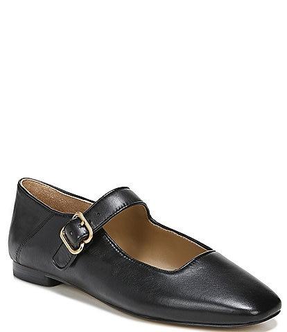 Sam Edelman Michaela Mary Jane Leather Flats