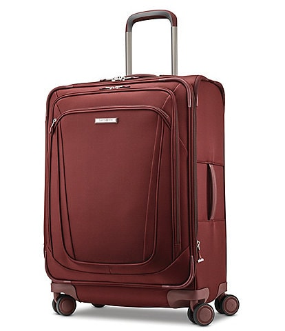 Samsonite Silhouette 16 Soft Side Expandable 25#double; Spinner