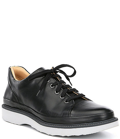 Samuel Hubbard Men's Hubbard Fast Leather Sneakers