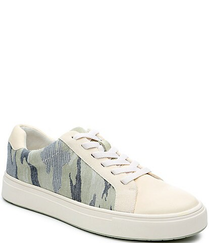 Sanctuary Daytripper Camo Print Lace-Up Sneakers