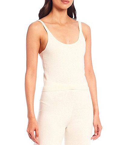 Sanctuary Essential Scoop Neck Knit Cami