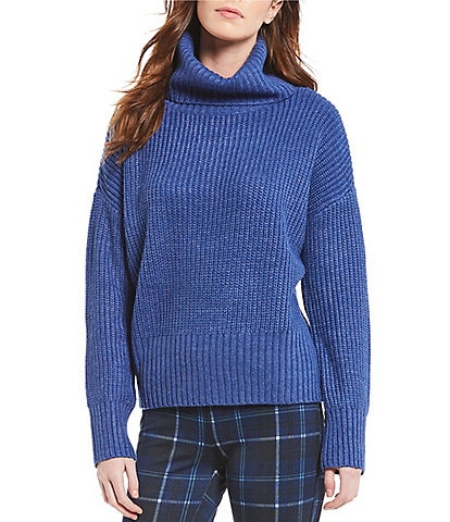 Sanctuary Knitted Turtleneck Sweater