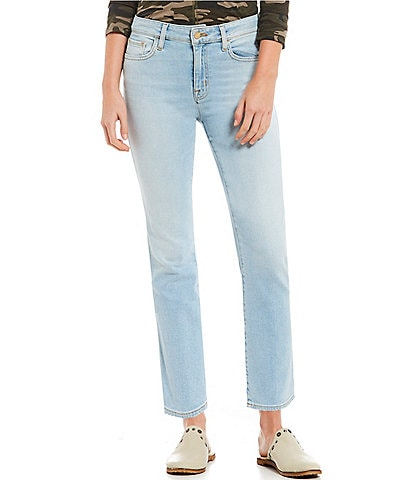 Sanctuary Maodren Straight Crop Jeans