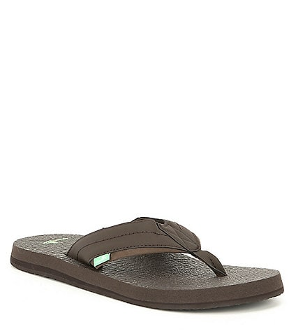 Sanuk Men's Beer Cozy 2 Thong Sandal