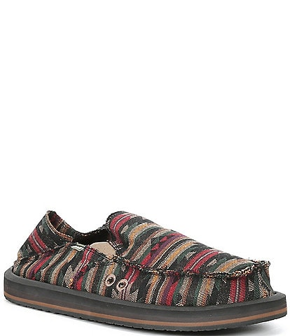 Sanuk Men's Vagabond ST Trail Slip-On Shoes