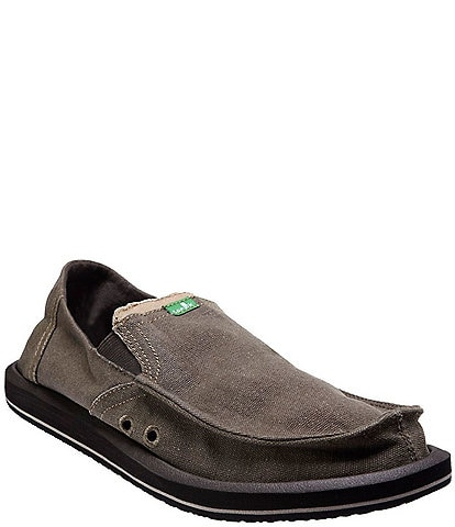 Sanuk Men's Pick Pocket Tutor Slip-On Shoes