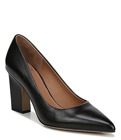 Sarto by Franco Sarto Sasha Leather Pumps