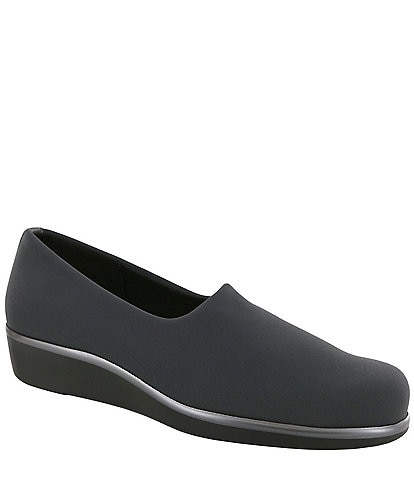 SAS Bliss Flex Fabric Slip Ons
