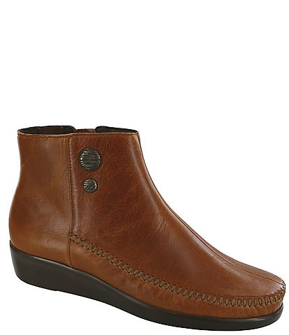 SAS Jade Side Zip Ankle Boots