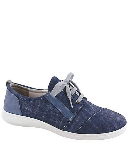 SAS Marnie Plaid Sneakers