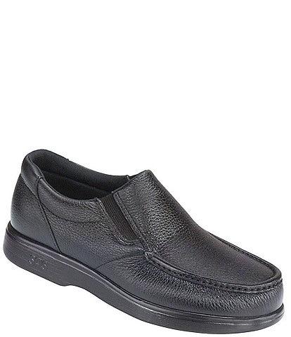 SAS Men's Side Gore Slip-On Loafers