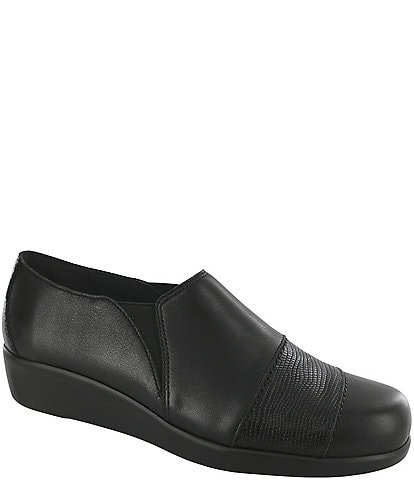 Sas Nora Slip On Leather Loafers