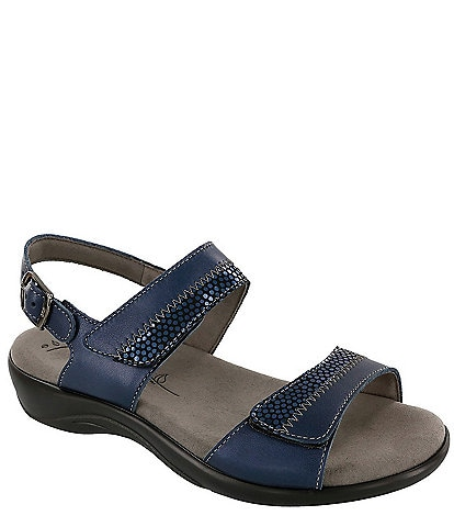 SAS Nudu Leather Sandals