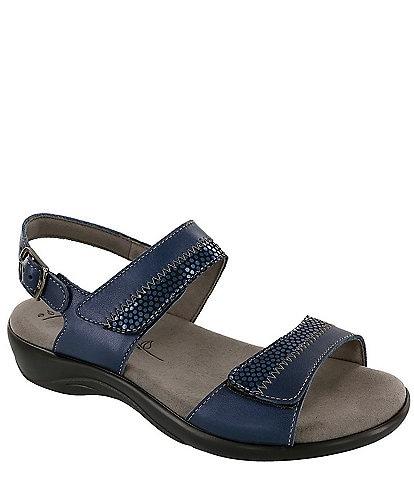 SAS Nudu Leather Sandals