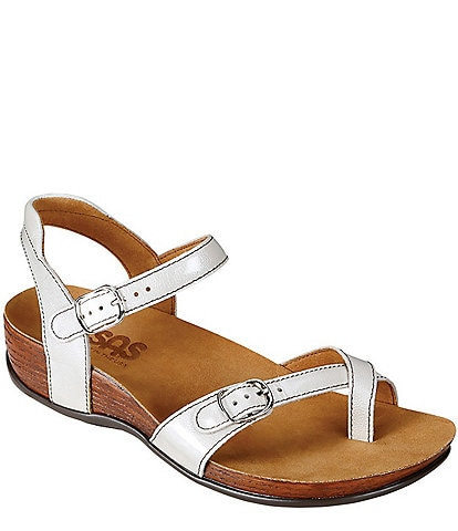 SAS Pampa Leather Sandals