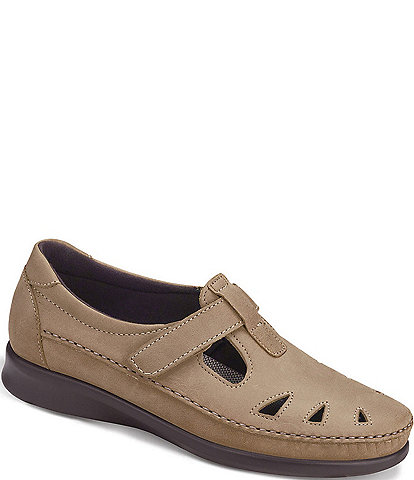 SAS Roamer Leather Flats