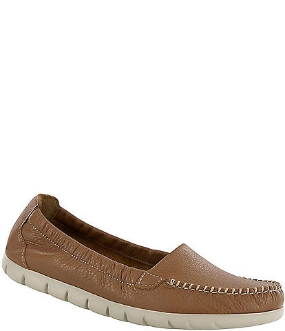SAS Sunny Slip On Sunny Comfort Leather Loafer