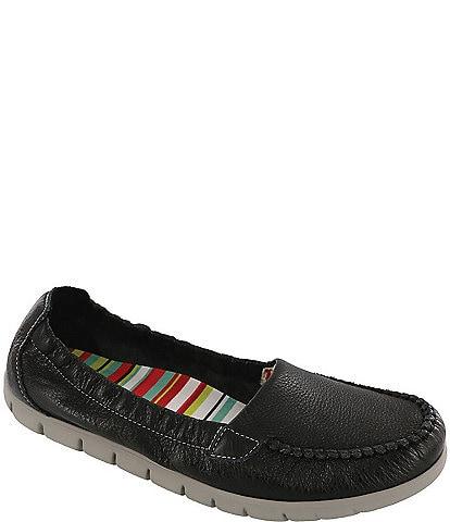 SAS Sunny Slip On Sunny Comfort Leather Loafer