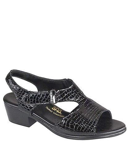 SAS Suntimer Croc Sandal
