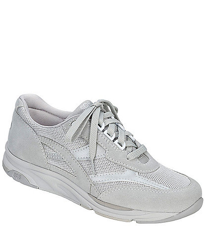 SAS Tour Leather & Mesh Sneakers