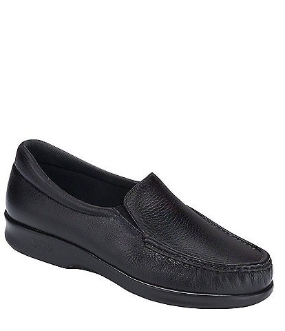 SAS Twin Leather Loafer