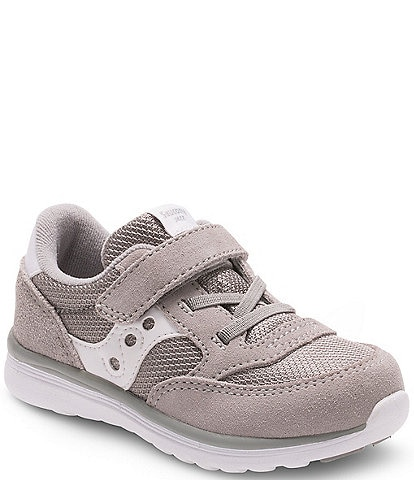 Saucony Boy's Baby Jazz Lite Suede and Mesh Sneaker