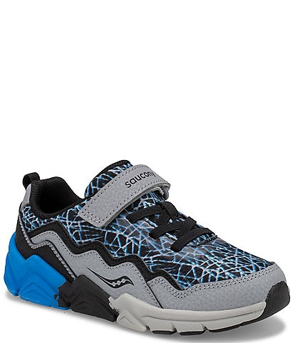 Saucony Boys' Flash Alternative Closure Running Shoes (Youth)