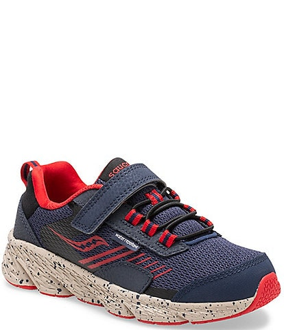 Saucony Boys' Wind Shield Running Shoes (Youth)