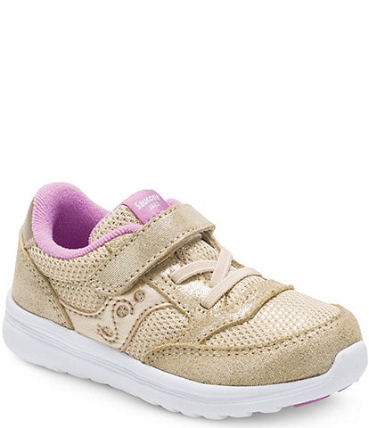 Saucony Girls' Baby Originals Jazz Lite Sneaker Infant