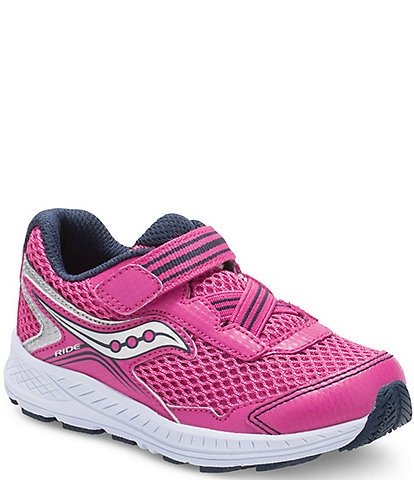 Saucony Girls' Ride 10 Jr Sneaker