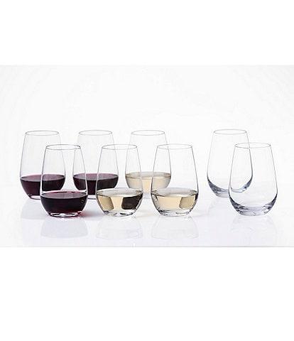 Schott Zwiesel Universal 8-Piece All-Purpose Stemless Wine Tumbler Set