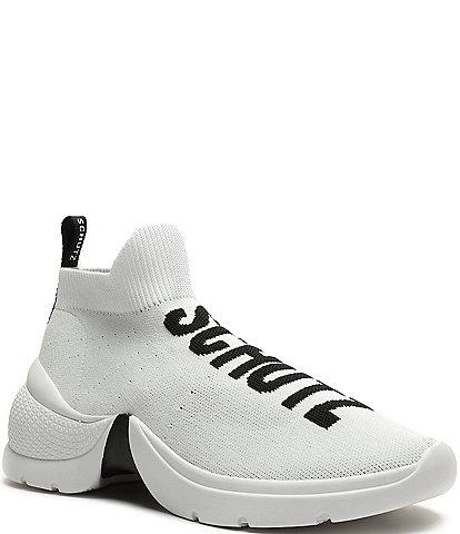 Schutz Ellie Logo Sneakers