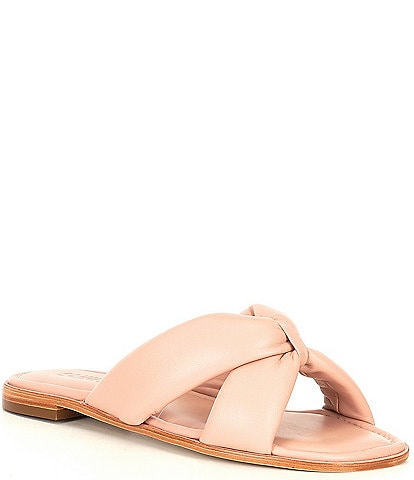 Schutz Fairy Leather Sandals