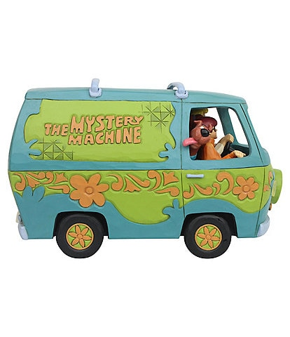 Scooby-Doo by Jim Shore Crusin for a Mystery Figurine