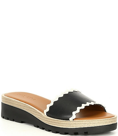See By Chloe Robin Leather Sandals