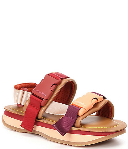 See By Chloe Ysee Buckle Strap Sandals