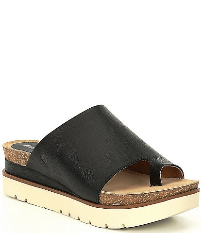 Seibel Clea 06 Leather Thong Sandals