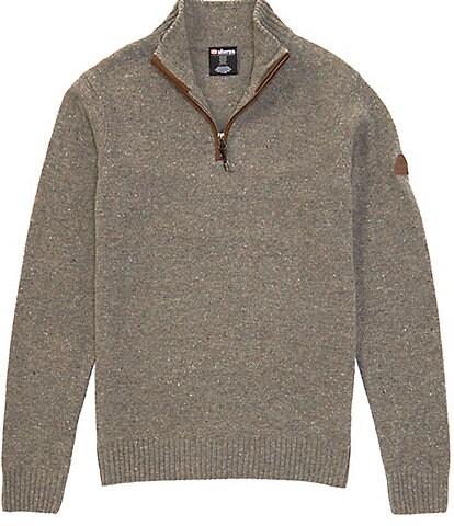 Sherpa Kantega Quarter-Zip Sweater