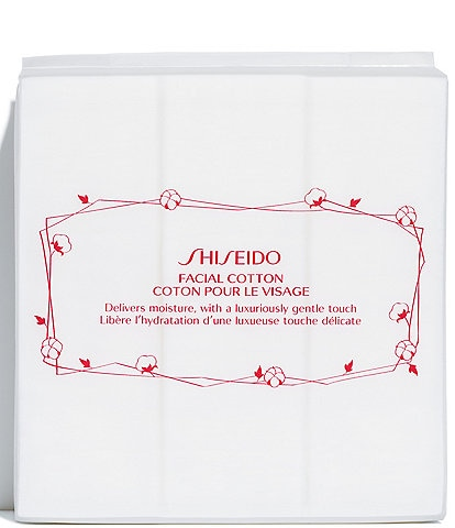 Shiseido Accessories Facial Cotton