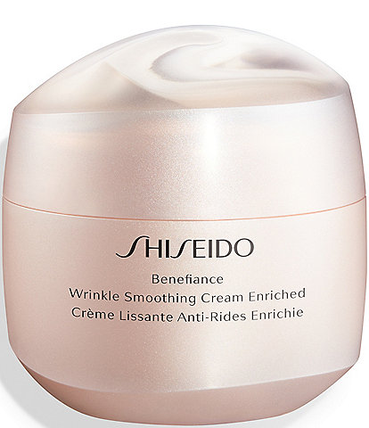 Shiseido Benefiance Wrinkle Smoothing Enriched Cream 75ml