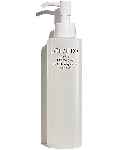 Shiseido Essentials Perfect Gentle Quick-Removing Cleansing Oil