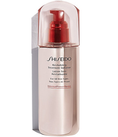 Shiseido Revitalizing Treatment Softener Lotion