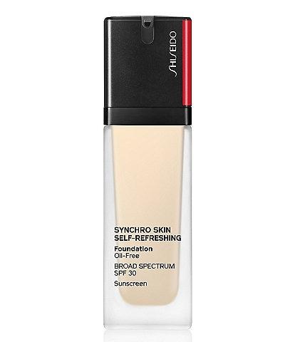 Shiseido Synchro Skin Self-Refreshing Foundation SPF30