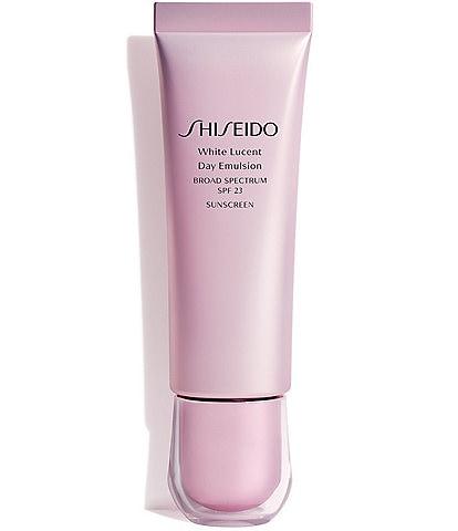 Shiseido White Lucent Day Emulsion Broad Spectrum SPF 23 Brightening Moisturizer