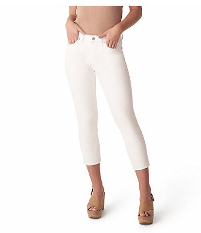 Silver Jeans Co. Most Wanted Cropped Straight Jeans